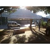 tenda sanfonada dobrável na Vila Medeiros