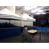 tenda sanfonadas personalizada na Vila Mariana