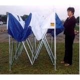 tendas 3x3 sanfonadas
