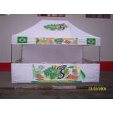 tendas balcão 4x5 preço Biritiba Mirim