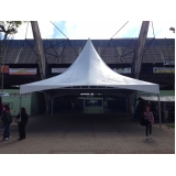 tendas e coberturas para eventos preço Pedreira