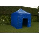 tenda barraca fechada