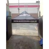 tendas pantográfica 2x2 em Pinheiros